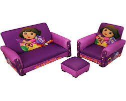 dora the explorer fairytale adventure dora the explorer sofa chair