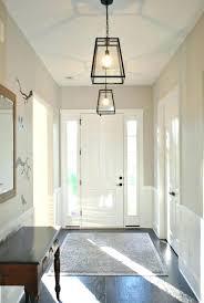 entry lighting ideas modern foyer lighting ideas fixtures interior entry door molding