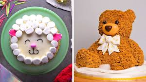 Top 23 Birthday Cake Decorating Ideas Homemade Easy Cake Design Ideas So Yummy