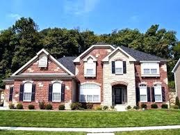 exterior brick color exterior brick paint color info for colors inspirations brick house paint color ideas