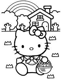無料かわいいキティちゃんイラスト画像書き方のまとめ かわいい