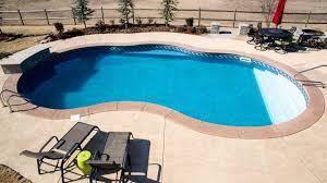 here for fiberglass pool shapes