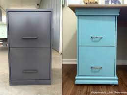painted office furniture. diy filing cabinet desk painted office furniture o