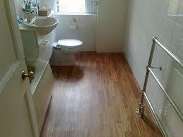 vinyl plank flooring installation bathroom
