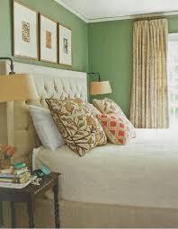 Elegant Fran Keenan Master Bedroom Southern Living Jan 2012 U2013 Green Walls