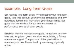 What Are Your Short Term Goals Personal Trainer Cheat Sheet Ppt Video Online Download