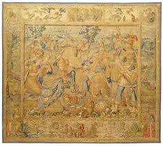 antique decorative carpets period