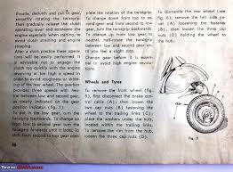 bajaj 4s champion wiring diagram bajaj image owner s manual scans of n motorcycles page 6 team bhp on bajaj 4s champion wiring