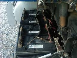 proper battery wiring configuration page truckersreport com i hope this works