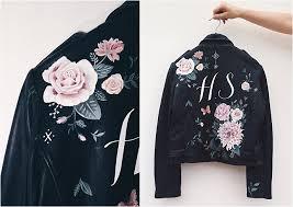 tag leather jacket