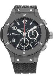 watch orgasm this is a timepiece timepiece obsession pre owned hublot watch big bang black magic