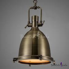 luxury industrial pendant light 1 dome shade frost glass diffuser lighting designer design inspiration nz australium