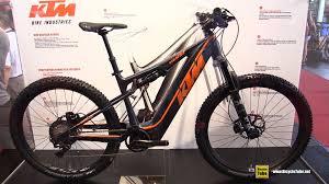 2018 ktm bicycles. delighful ktm 2017 ktm ventura vamos electric mountain bike  walkaround 2016 eurobike  youtube and 2018 ktm bicycles