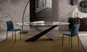 Italian Dining Room Tables Oh La La Modern Italian Dining Tables Contemporary Table