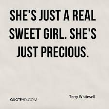 Sweet Quotes Classy Terry Whitesell Quotes QuoteHD