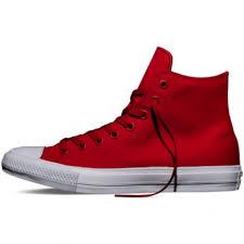 Кеды <b>Converse All Star</b> II, <b>высокие</b> красные | Купить кроссовки ...