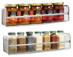 Tier Spice Rack Best Rv Spice Rack Travel Trailer Storage Solutions