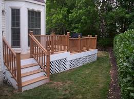 exterior wood railing. exterior: wooden porch railing designs and steel for front exterior wood