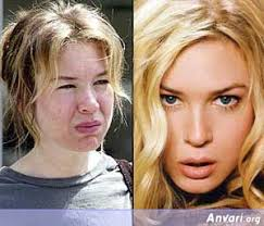renee zellweger without makeup stars without make up