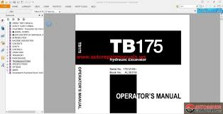 wiring diagram takeuchi tb 145 wiring image wiring takeuchi tb 175 operators manual auto repair manual forum on wiring diagram takeuchi tb 145