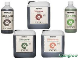 Details About Biobizz Bio Grow Bio Bloom Top Max 5l Root Juice Alg A Mic 1l Organic