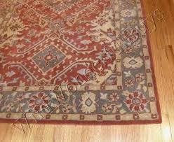 pottery barn persian rug blue elegant pottery barn red rug with samson wool persian 8x10 x10 pottery barn persian rug
