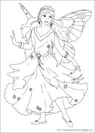 fairy color pages coloring fairy coloring pages for kids