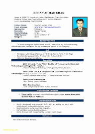 Microsoft Word Job Resume Template Download Professional Resume