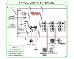 wiring diagram for wet underfloor heating water floor heating how to wire a honeywell thermostat with 7 wires at Heating Wiring Diagram