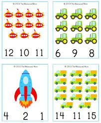 Transportation Math Worksheets For Preschoolers - Jokowi Life ...