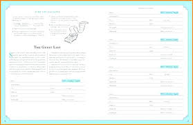 Best Wedding Guest List Template Balkoncccoffe Com