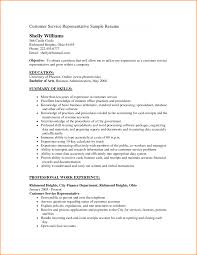 Good Professional Statement Resume Objective Summary For Teacher