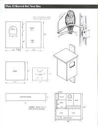 plan 13 barred owl nest box image