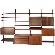 the best rosewood cado shelf storage wall unit by poul cadovius cado modern furniture 101 multi function modern