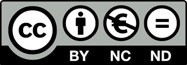 Resultado de imagen de logo creative commons