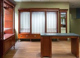 Optical Office Design Ideas Optical Office Design 3 Panel Eyeglass Display Cabinet And
