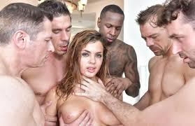 Most Popular Gang Bang HD Porn Videos