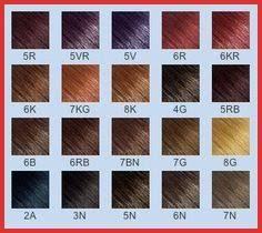 Goldwell Hair Color Chart 2014 42 Best Goldwell Color Formulas Images Hair Color Formulas