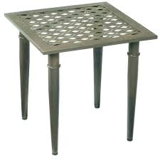 outdoor end table with umbrella hole small outdoor table with umbrella hole contemporary folding patio luxury