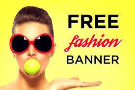 Fashion Banner Free Fashion Banner Templates Creativetacos