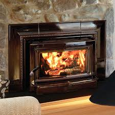 gas log fireplace for insert cost hybrid and wood burning