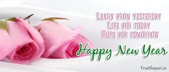 Happy New Year Shayari in Hindi, New Year Sms 2016 Quotes