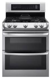 best double oven gas range. LG Double Oven Gas Range Best