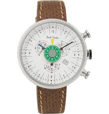paul smith 531 stainless steel chronograph watch mr porter paul smith 531 stainless steel chronograph watch mr porter