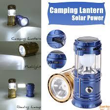 DP626 Đèn pin Led năng lượng mặt trời có thể sạc điện với chân cắm USB tiện  lợi