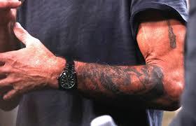 Resultado de imagen de anthony bourdain tattoo skull