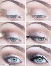 natural eye makeup look