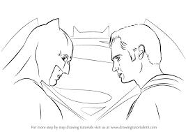 Spiderman Vs Batman Drawing At Getdrawingscom Free For Personal