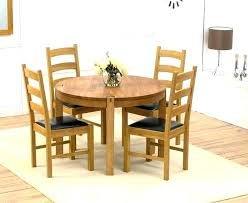 round table round wooden dining table and chairs small wooden dining table and chairs fancy