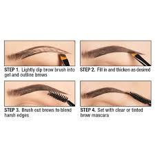 nyx makeup eyebrows. eye brows nyx makeup eyebrows